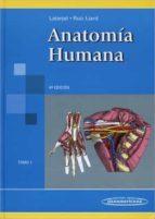 anatomia humana / human anatomy (complete) michel latarjet alfredo ruiz liard 9789500650809