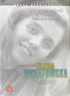 obras reunidas ii: novelas i-elena poniatowska-9789681678609