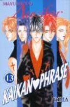 kaikan phrase nº 13-mayu shinjo-9789875622609