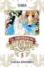 el misterioso loki nº 5 sakura kinoshita 9789875627109