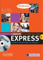 El libro de Objectif express 2 (2 cd classe) autor VV.AA. DOC!