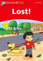 lost! (dolphin readers 2)-jacqueline martin-9780194400619