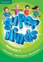 super minds level 2 flashcards (pack of 103)-9780521219419