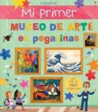 El libro de Mi primer museo de arte con pegatinas autor VV.AA. TXT!