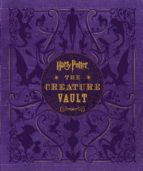 harry potter - the creature vault-jody revenson-9781783296019
