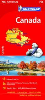 mapa national canada 2018-9782067217119
