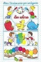 los colores: mini diccionario por imagenes 9782215063919