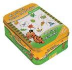 mi primer juego educativo: plantas y animales (caja metal   50 ta rjetas) 9783862338719