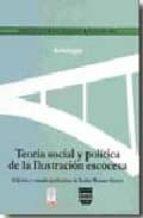 teoria social y politica de la ilustracion escocesa-maria isabel wences simon-9788400085919