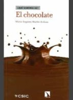 el chocolate maria angeles martin arribas 9788400100919
