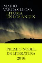 lituma en los andes (premio planeta 1993) mario vargas llosa 9788408080619