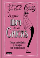 la banda de zoe: el gran libro de las chicas-ana garcia-siñeriz-jordi labanda-9788408146919