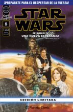 star wars 8: episodio iv (segunda parte)-bruce jones-eduardo barreto-9788416401819