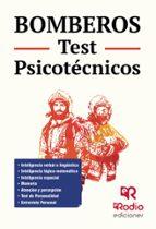 bomberos. test psicotecnico 9788416506019