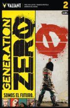 generation zero 2 fred van lente 9788417036119