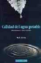 calidad del agua potable: problemas y soluciones-nick f. gray-9788420008219