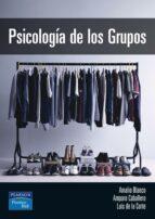 psicologia de los grupos amalio blanco 9788420539119