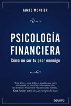 psicología financiera (ebook)-james montier-9788423428519