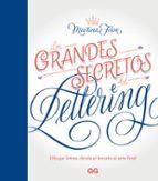 los grandes secretos del lettering-martina flor-9788425230219