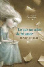 lo que no sabes de mi amor delphine bertholon 9788425349119
