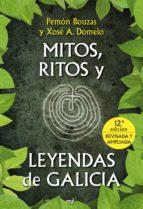 mitos, ritos y leyendas de galicia (ebook)-pemon bouzas-xose a. domelo-9788427038219