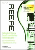 reeae reglamento eficiencia energetica e instalaciones alumbrado-jose moreno gil-9788428332019