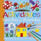 actividades sencillas y divertidas 9788428545419