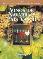vinos de navarra y pais vasco 9788430531219