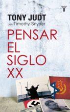 pensar el siglo xx (ebook)-tony judt-9788430601219