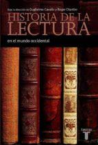 historia de la lectura en el mundo occidental-guglielmo cavallo-9788430604319