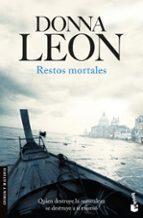 restos mortales donna leon 9788432233319