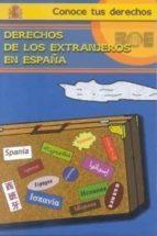 derechos de los extranjeros en españa-9788434014619