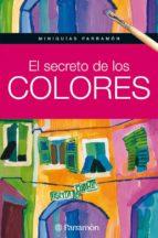 el secreto de los colores (miniguias parramon) 9788434234819