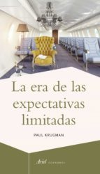 la era de las expectativas limitadas paul krugman 9788434423619