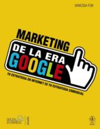 marketing de la era google (social media)-vanessa fox-9788441533219