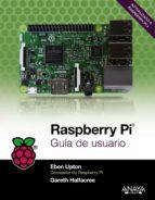 raspberry pi: guia de usuario-eben upton-gareth halfacree-9788441538719