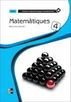 matematiques 4 eso quadern  material d aprenentatge complementari 9788448181819