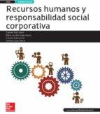 recursos humanos y responsabilidad social corporativa. grado supe rior. técnico superior en administración y finanzas. edición 2016 9788448609719