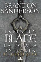 infinity blade. la espada infinita: el despertar-brandon sanderson-9788466653619
