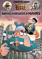 nuevas aventuras de mambrú (magos del humor superlópez 187)-9788466662819