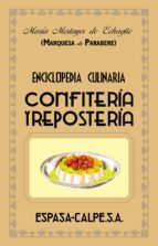 enciclopedia culinaria confiteria y reposteria maria, marquesa de parabere 9788467019919