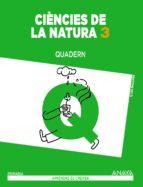 El libro de Ciències de la natura 3. quadern. segundo ciclo autor VV.AA. PDF!