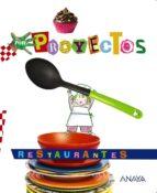 El libro de El restaurante. educacion infantil autor VV.AA. TXT!