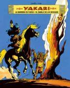 yakari (vol. 10): la barrera de fuego. el diablo de los bosques-9788467908619