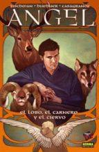 angel 3: el lobo, el carnero y el lobo-david tischman-maria huehner-9788467909319