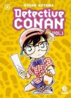detective conan i nº 4-gosho aoyama-9788468470719