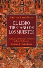el libro tibetano de los muertos padma sambhava 9788472453319