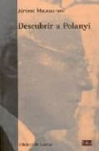 descubrir a polanyi-jerome maucourant-9788472903319