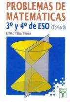 problemas de matematicas 3º y 4º eso tomo ii emilio tebar flores 9788473601719