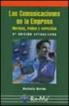 las comunicaciones para la empresa: normas, redes y servicios (2ª ed.)-perfecto mariã'o-9788478975419
